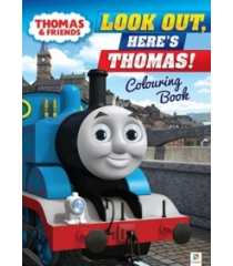 Thomas And Friends Look Out Heres Thomas!
