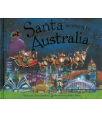 Santa Is Coming To Australia