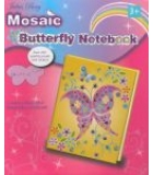 Mosaic Butterfly Notebook