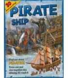 3D Press Out And Play Pirate Ship