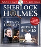 Sherlock Holmes Book And Dvd Collection