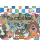 Animal Patch Colouring And Activity Carry Case