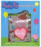 Peppa Pig Deluxe Activity Pack Pink Heart