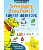 Snappy Learner Bumper Workbook Ages 5-7