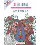 3D Colouring Animals